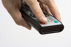 Remote Control Turn Off Stock Images