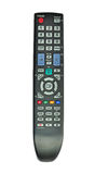 Remote control for TV Stock Photo