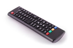 Remote control for TV Clipping path Stock Photography