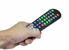 Remote Control TV Stock Photos