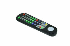 Remote Control TV Stock Images