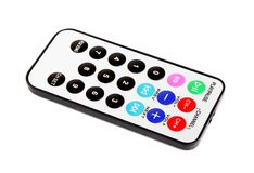 Remote control unit Royalty Free Stock Image