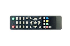 Remote control on white background Stock Photo