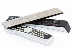 Remote controls  Royalty Free Stock Photos