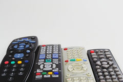 Remote controls Stock Image