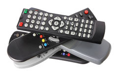 Remote Controls Royalty Free Stock Images