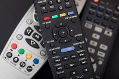 Free Remote Controls Stock Image - 27834351