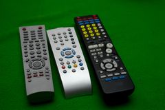 Remote Royalty Free Stock Photo
