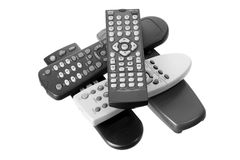 Remote Controls Stock Photography