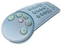 remote för 2 kontroll arkivbilder