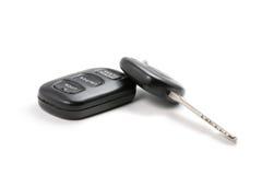 remote för bilkontrolltangent Royaltyfri Fotografi
