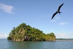 Remote island Stock Photo