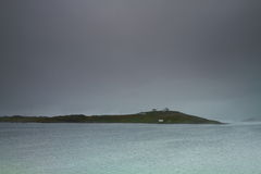 Remote island Stock Photography