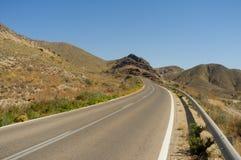 Remote road Stock Photo