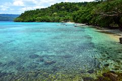 Paradise beach in Pulau Weh, Indonesia. stock photos