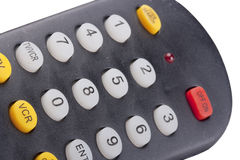 Remote for the TV Stock Images