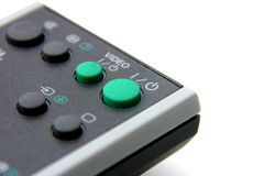 Remote TV стоковое изображение