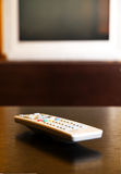 Remote TV control Royalty Free Stock Image