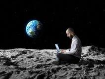 Free Remote Work Or Global Wi-fi Stock Image - 49926941