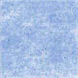 Remous bleus Images stock