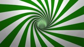 Remous d'†en spirale hypnotique « Images libres de droits