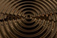 Remous de vortex illustration de vecteur