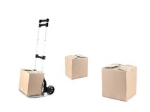 Removal Trolley Stock Images