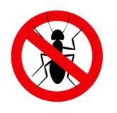 Remove Ants Symbol Stock Photos