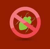 Remove Louse Insects Symbol Stock Photos
