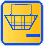 Remove from shopping cart Royalty Free Stock Photography