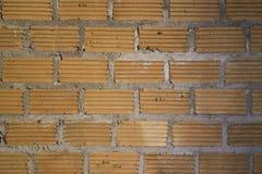 Remplacez le fond de texture de mur de briques photographie stock