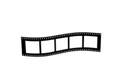 remsa för filmrulle Arkivbild