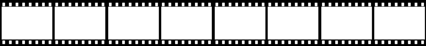 remsa för ramar för filmram Royaltyfria Bilder