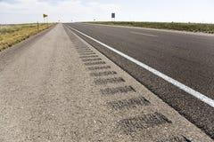 remsor för körbanamullerskulder Arkivfoton