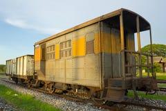 Remwagen Stock Afbeelding