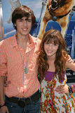 Remy Thorne Bella Thorne, Kittie Royaltyfri Fotografi