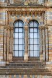 renässansfönster Royaltyfria Bilder