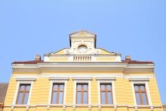 Renässanshus i Jicin Royaltyfri Foto