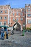 RenässansVerderber hus, staden av Retz Arkivbilder