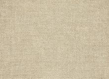 Ren brun säckvävtextur vävt tyg Royaltyfria Foton