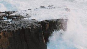 Ren friskhet - löst havvatten lager videofilmer