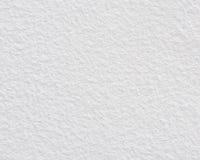 Ren vit väggtextur Arkivbilder