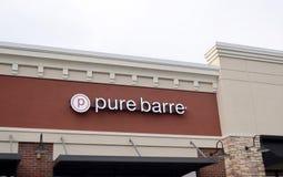Rena Barre Fitness Studio, Murfreesboro, TN Fotografering för Bildbyråer