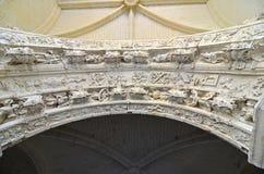 Renaissance Arch Stock Photography
