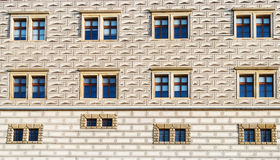Renaissance architecture detail Stock Photos