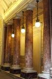 Renaissance archway Stock Photos
