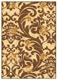 Renaissance background. Decorative renaissance background with curls Stock Photos