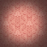 Renaissance background with blackout. To edges Royalty Free Stock Photography