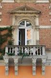 Renaissance balcony Royalty Free Stock Photo