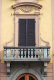 Renaissance balcony in Florence Royalty Free Stock Photos